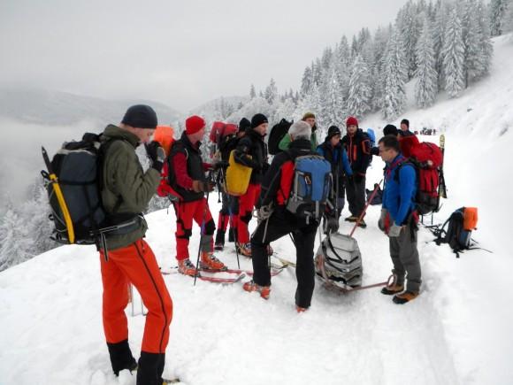 Alpinistična šola 2009/10 – 9. del