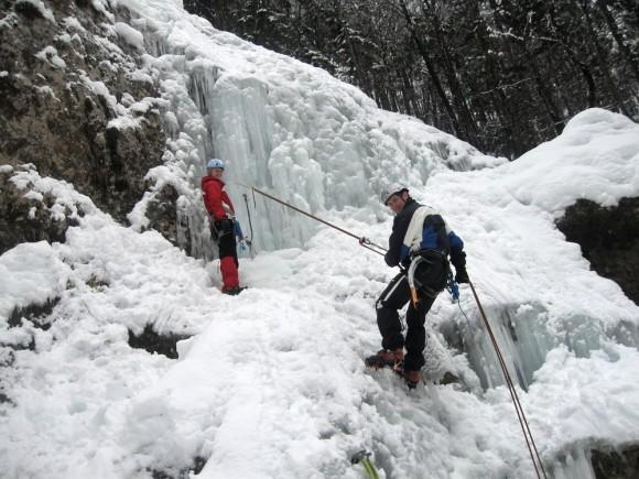 Alpinistična šola 2009/10 – 11. del