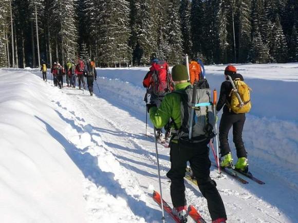 Alpinistična šola 2009/10 – 13. del