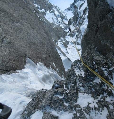 Tabor Komisije za alpinizem v Chamonixu