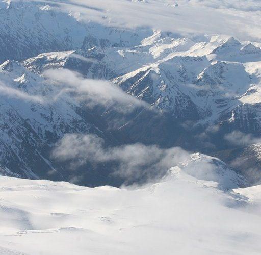 Smučanje z Elbrusa