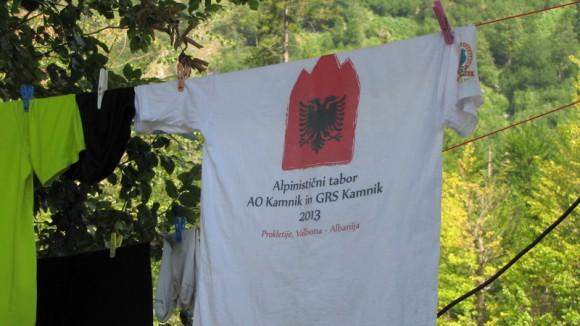 Tabor Albanija – Valbona 2013