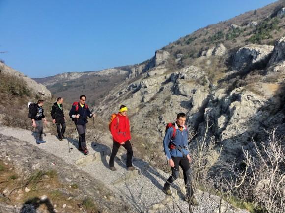 Alpinistična šola 2014/2015 – 1. tura