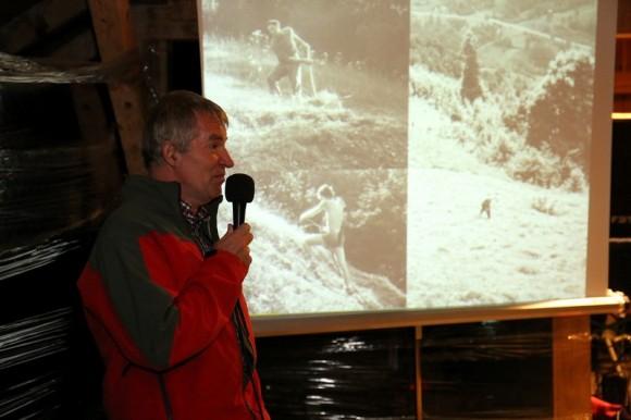 Zbor alpinistov v Kamniški Bistrici 2014