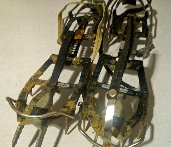 Rabljena plezalna oprema – sejem